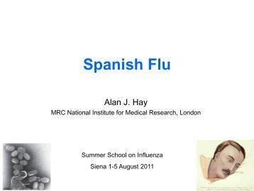 Spanish Flu - Unisi.it