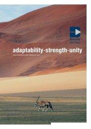 Product Brochure 2011-2012 - Bidvest Namibia