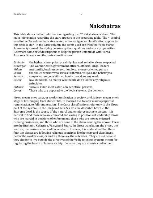 6 Vedic Astrology Refe