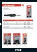 44 Adaptors & Extensions 44 Offline Driver 45 Drill Adaptor 45 Mini ... - Page 6