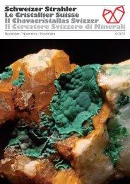 Die Farben der Gesteine – oder die Schweiz als ... - Erlebnis Geologie