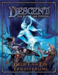 Descent: Gruft aus Eis Spielregel