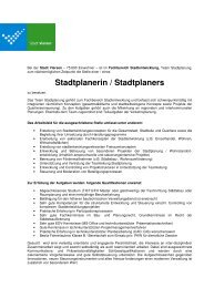 FB 60 Stadtplaner - Stadt Viersen