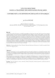 PDF - 2.09 Mo - edytem - Université de Savoie