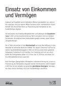 Leben im Wohnheim/in der Wohngruppe - Verein für Körper- und ... - Seite 5