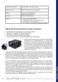 Halogen-Lichtquellen - OptoPolymer - Seite 5
