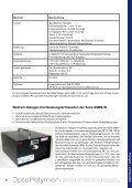 Halogen-Lichtquellen - OptoPolymer - Seite 6