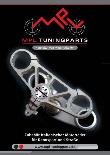 Katalog 2010 Ausgabe 8 auf Deutsch - MPL-Tuningparts