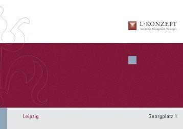Baubeschreibung - L-KONZEPT Leipzig GmbH