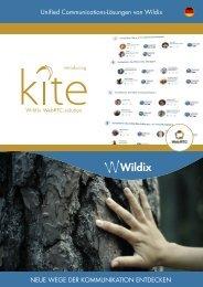 Unified Communications-Lösungen von Wildix NEUE WEGE DER ...