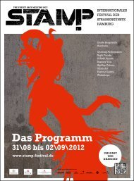 Download des Programmheftes als PDF - getting-up