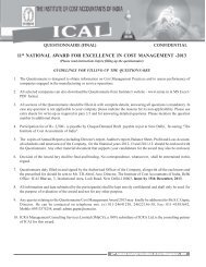 Questionnaire ( Final) of NAECM –2013 ( PDF format)