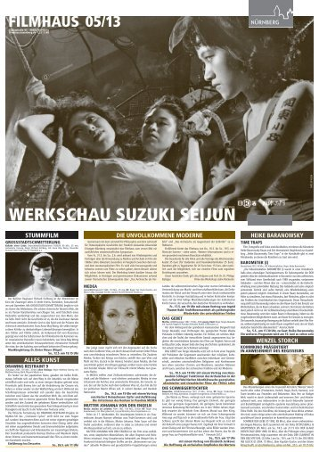 1509 Filmhaus-Programm 05-13 v3.0.indd - KunstKulturQuartier