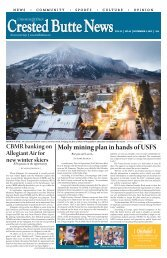 Crested Butte News - eType Services