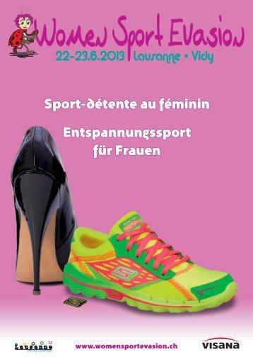 Women Sport Evasion Lausanne
