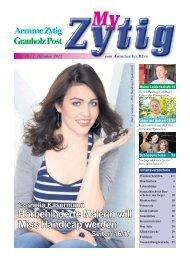 My Zytig, Cornelia, 03.10.2012 - Miss Handicap