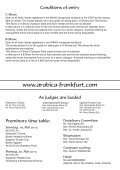 to download the 2013 Entry Form - Arabica Frankfurt - Page 3
