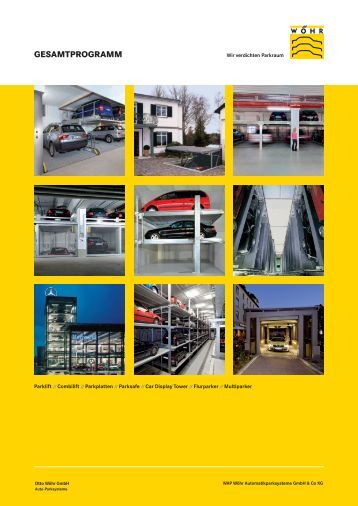 Parklift - Auto Parking Systems