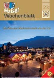 MWB-2013-23 - Maiser Wochenblatt