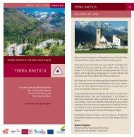 zum Fahrplanheft 2013 - Terra Raetica