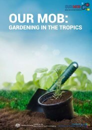 gaRdening in the tROpics - Townsville Intercultural Centre