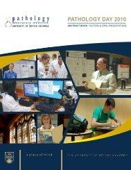 Oral Presentations - Pathology and Laboratory Medicine - University ...