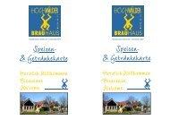 Unsere Speisekarte zum Downloaden - Hochwälder Braugasthaus ...