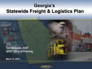 Statewide Freight and Logistics Plan 2010-2050 - Mid-America ...
