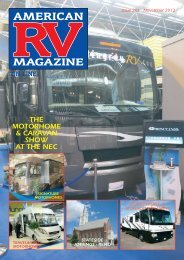 ARVM JAN 2005 - The American RV Magazine On-Line