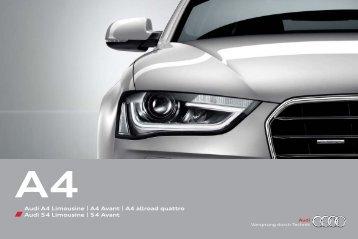 Katalog laden - PDF (8 MB) - Audi