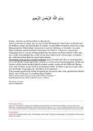 Download - bitburger-moschee, Islam Bitburg, Verein zur Betreuung ...