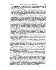 Nr. 11 Bericht vom 31. Juli. Ph. Kreumitzky. 241 Ph. Kremnitzky. Die ...
