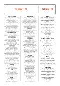 Ruby Jeans Diner Menu - Spanky Van Dykes - Page 5