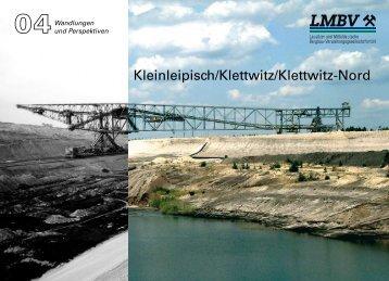 Kleinleipisch/Klettwitz/Klettwitz-Nord - lausitzerbergbau