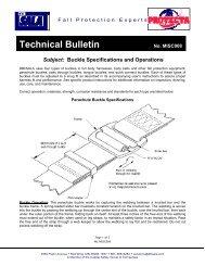 Finish: zinc plate per ASTM B633-98 - test - Capital Safety