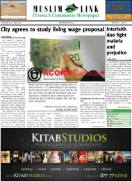 City agrees to study living wage proposal - Muslim Link