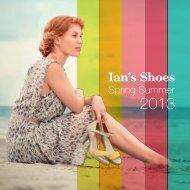 Spring/Summer 2013 Catalogue - Ian's Shoes