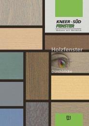 Holz-Fenster Durchblicke