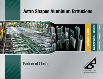 Brochure - Astro Shapes Inc.