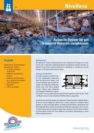 NivoVaria® - Jansen Poultry Equipment
