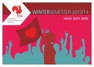 Wintersemester 2013/2014 - esg-nuernberg