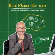 Broschüre als Pdf herunterladen (Deutsch) - Comjell