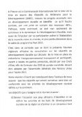 MINISTERE D'ETAT, MINISTERE DU PLAN REPUBLIQUE DE ... - Page 3