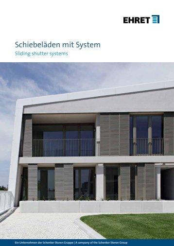 Architektenbroschüre - Ehret