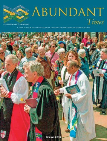 Abundant Times - The Episcopal Diocese of Western Massachusetts
