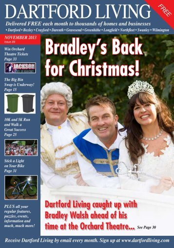 TIps FOR sMALL bUsINEssEs - Dartford Living