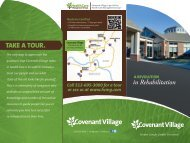 Covenant Village - The Health Care Management Group