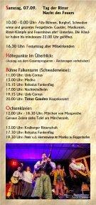 Das Programm - Ritter-Fest - Page 6