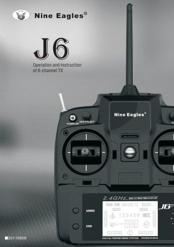 J6英文说明书3 NE10500803006A - HeliPal.com