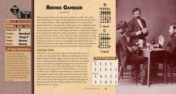 "ROVING GAMBLER - ""The Song Train""..."